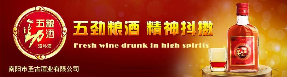 南阳市圣古酒业有限公司